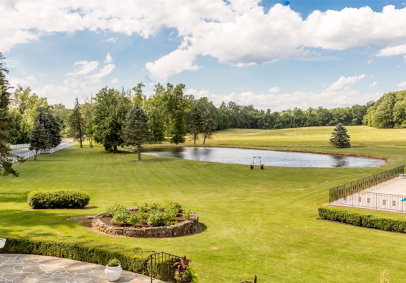 Whispering Pines Estate - catering venue