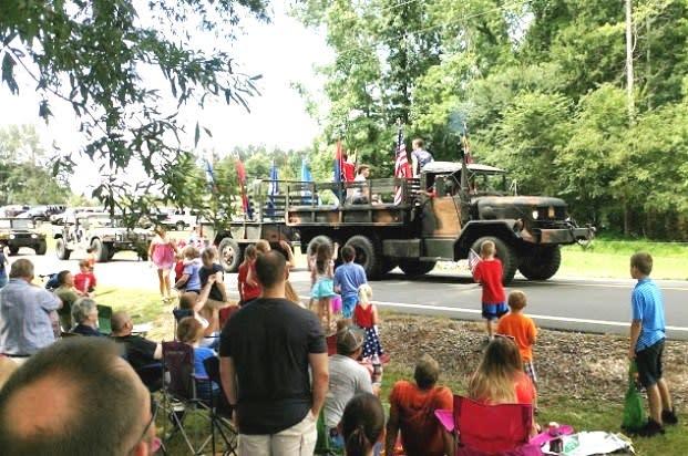 Caldwell Parade