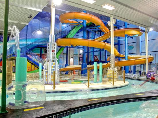 Chaos Waterpark in Eau Claire