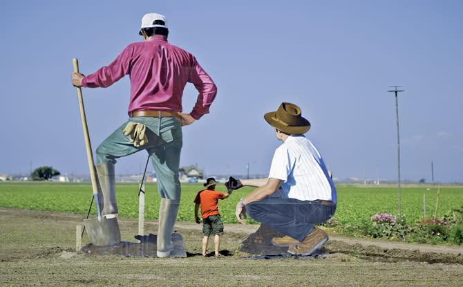 Farm Sculptures