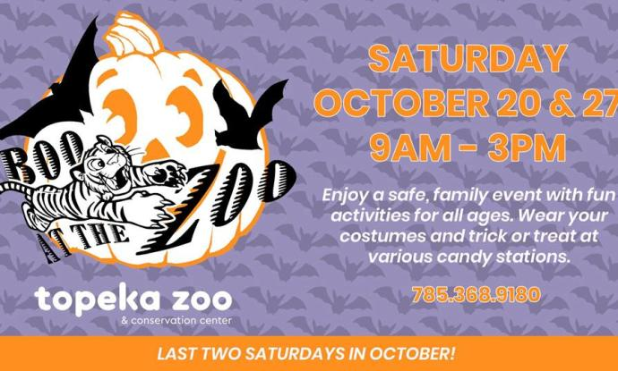 Boo at the Topeka Zoo