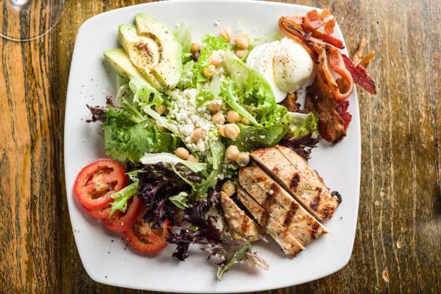 121 Artisan Bistro Cobb Salad | Lake Charles