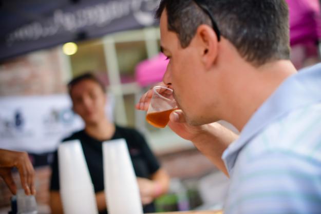Crying Eagle Beer Sampling | Lake Charles, Louisiana
