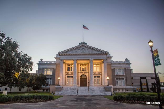 Lake Charles City Courthouse | Michael L. Hobby