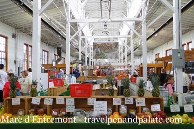 Broad Street Market interior
