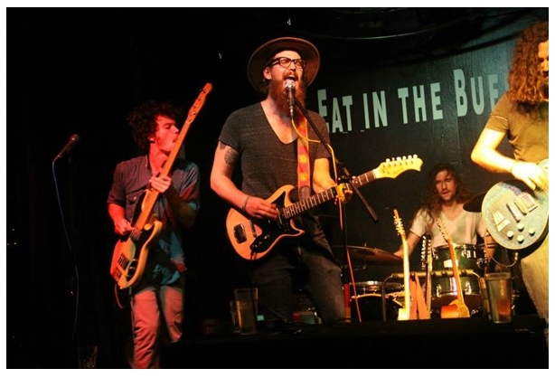 Band at Buffingtons