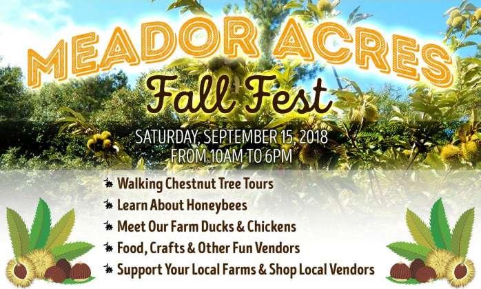 Meador Acres Fall Fest
