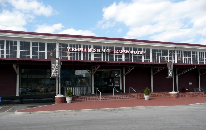 Virginia Museum of Transportation - Roanoke,  VA