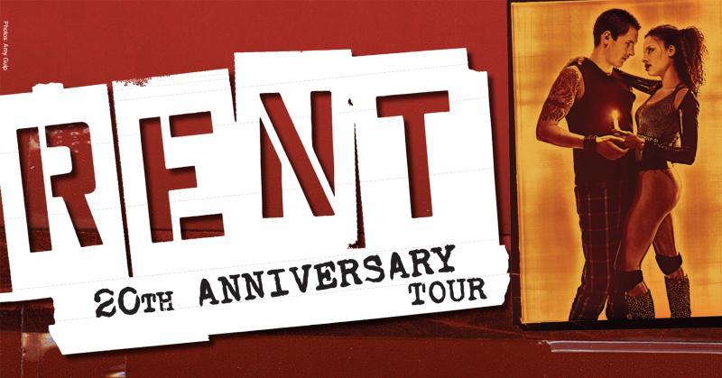 Wharton Center presents RENT