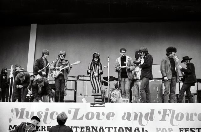 Monterey Pop Festival