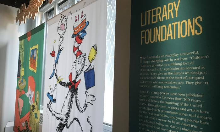 Literary Foundations: Children's Literature Gallery at American Writers Museum