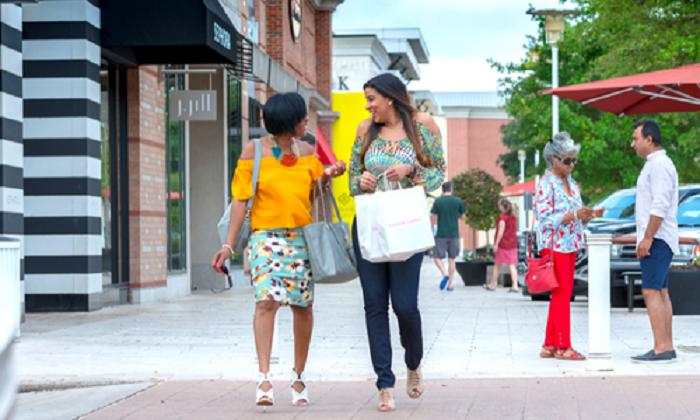 Ladies Shopping in Sugar Land