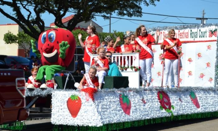 Pasadena Strawberry Festival