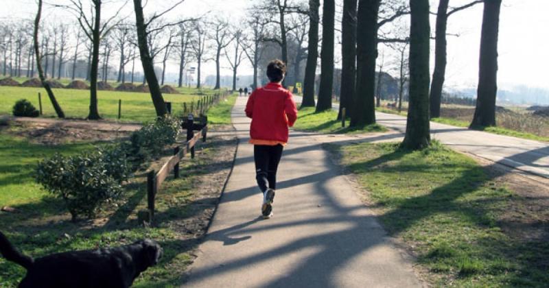 Park runner
