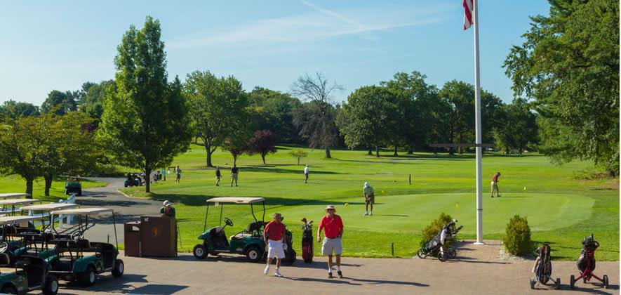 Weequahic Golf