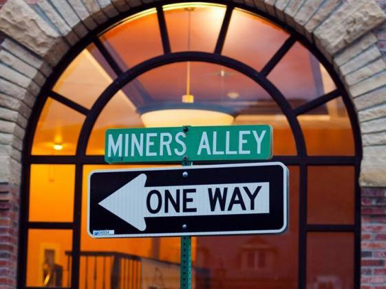Miners Alley
