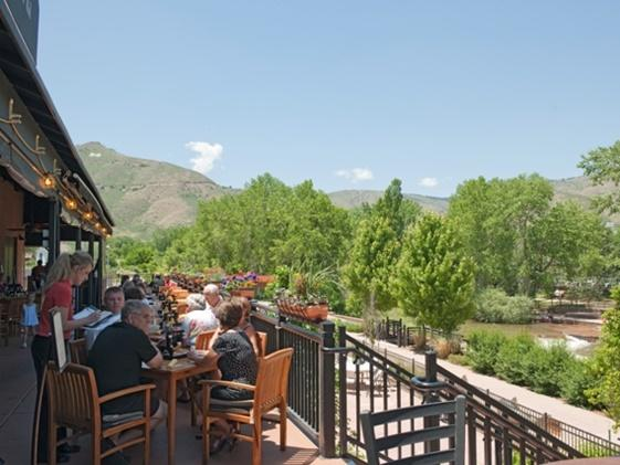 Creekside Patio