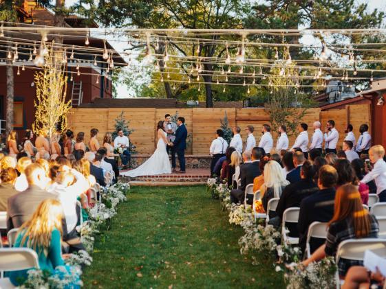 Wedding at FAC