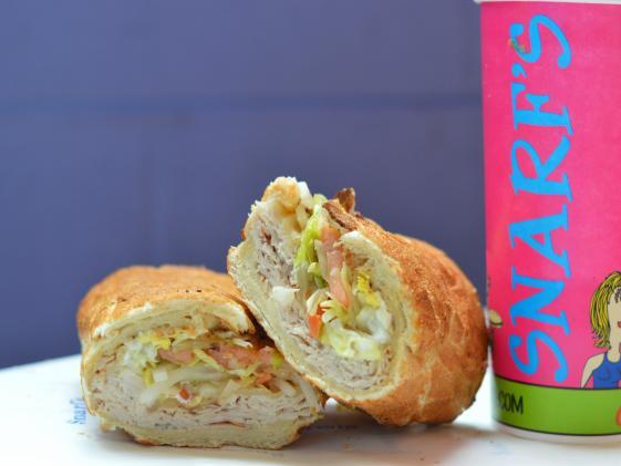 Snarf's Turkey Sandwich