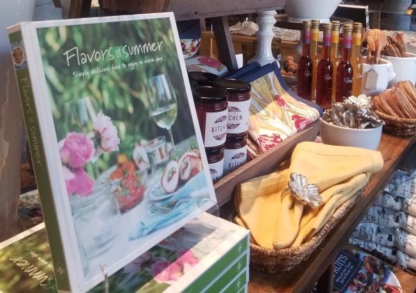 Flavors of Summer Cookbook