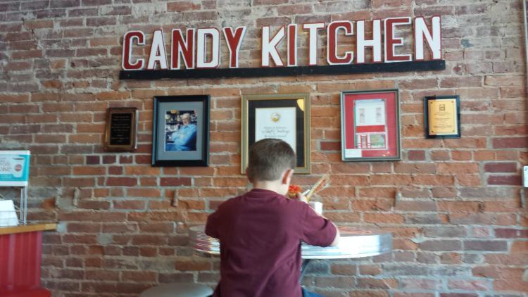 Martinsville Candy Kitchen