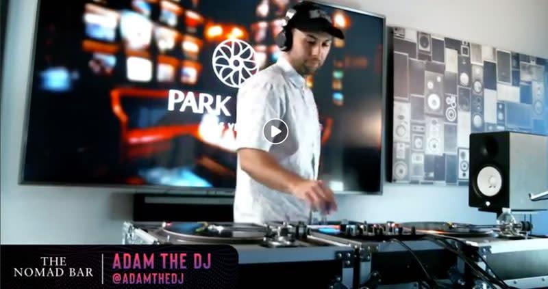 Adam the DJ Park MGM