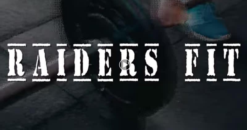 Raiders Fit