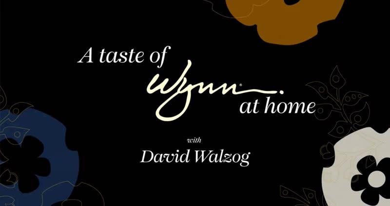 A Taste of Wynn at Home