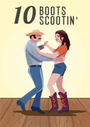 12 Days in Austin, Boots Scootin