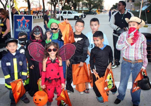 Cops & Kids Halloween