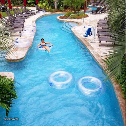 Lazy River at L