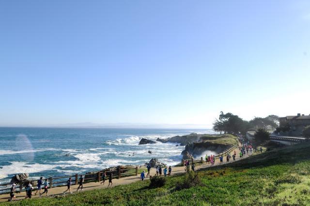 Monterey Bay Half Marathon