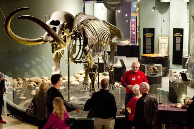 Ohio History Center Mastodon