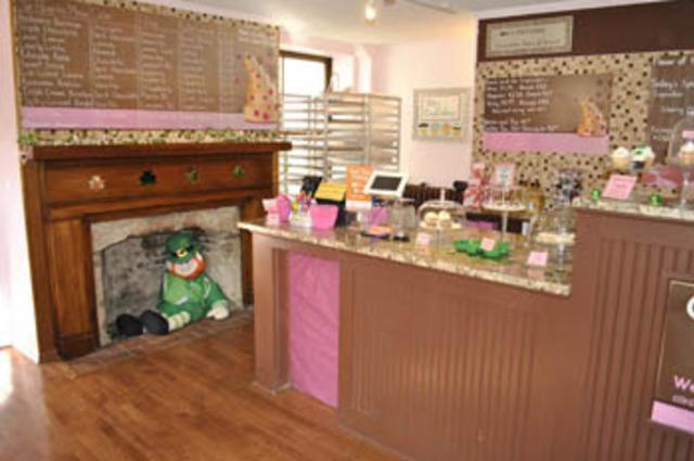 Our CupCakery Interior.JPG