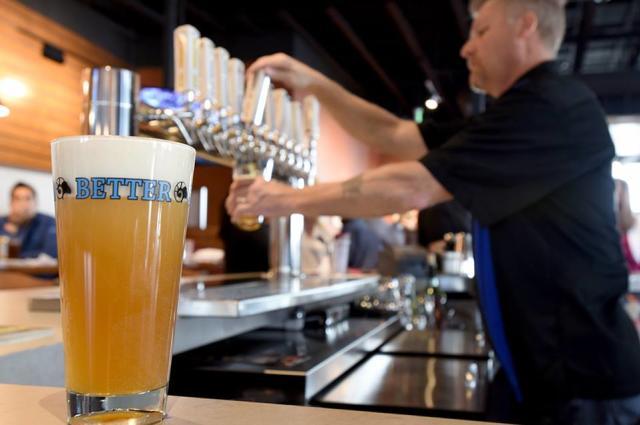 RAM Brewery Bar