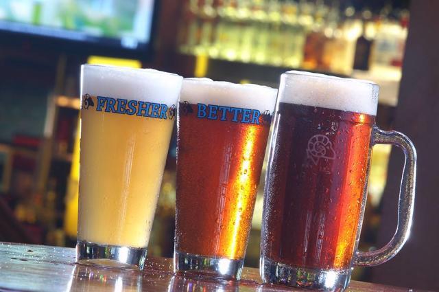 RAM Brewery Beers