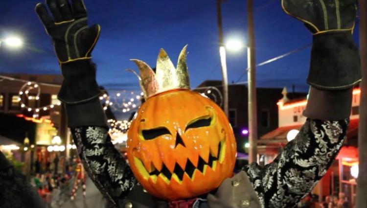 Ybor Pumpkin King