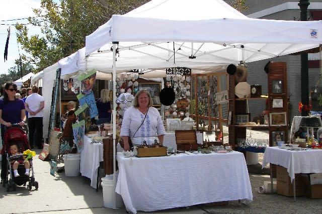 Slidell Antique District Street Fair