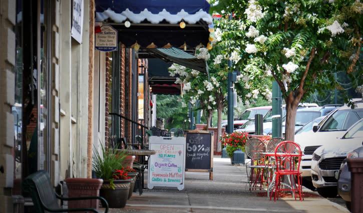 Town Main Street