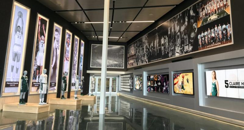 Tom Izzo Hall of History