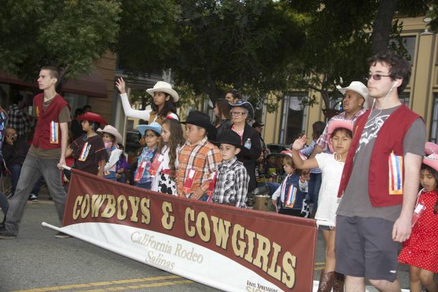 California Rodeo Parade