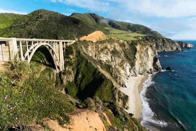 Big Sur Bixby Bridge Visconti Full Rights