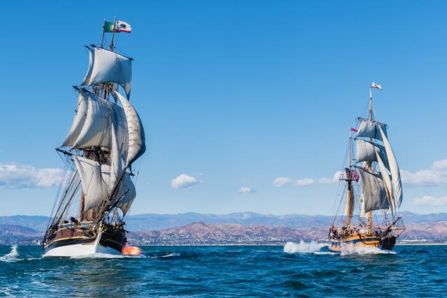 Tall Ship Battle