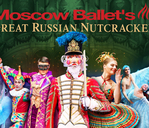 Moscow Ballet's at Smart Financial Centre