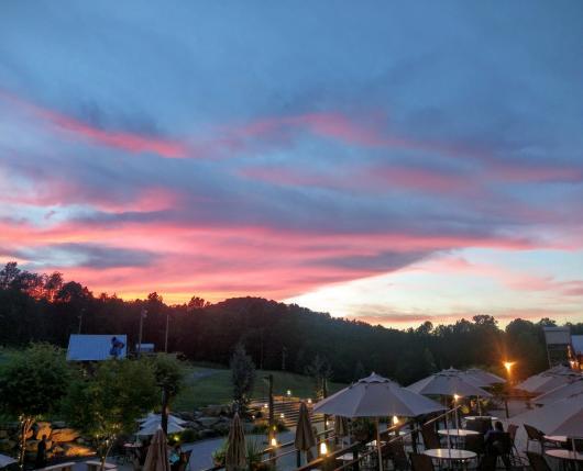 BearCreekMountainResort_Sunset_DiscoverLehighValley