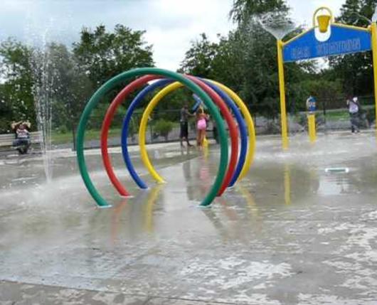 Bucky Boyle Park - Splash Area