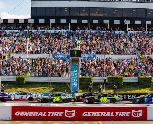 NASCAR - Pocono 400