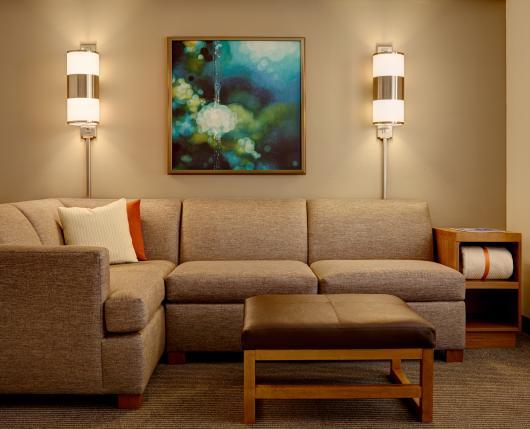 Cozy Corner Sleeper Sofa