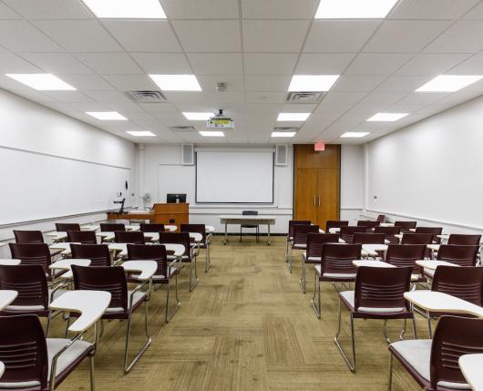Lehigh University Iacocca Conference Center - B023