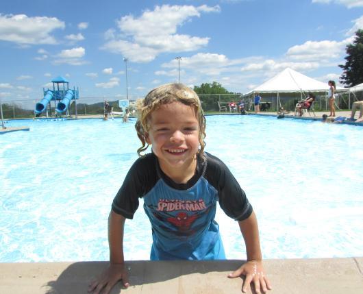 01 Summer Camp - Swimming